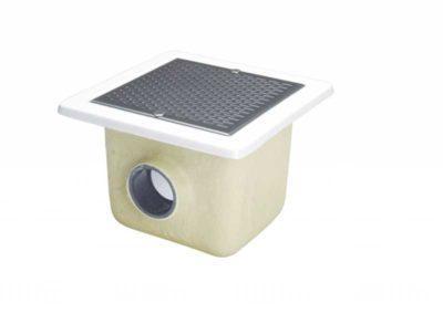 Μηχανήματα πισίνας-Φρεάτιο πισίνας για δημόσιες πισίνες-330 Χ 330 mm