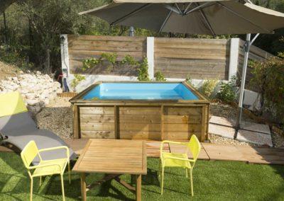 Πισίνα για παιδιά PISTOCHE με εύκολη τοποθέτηση