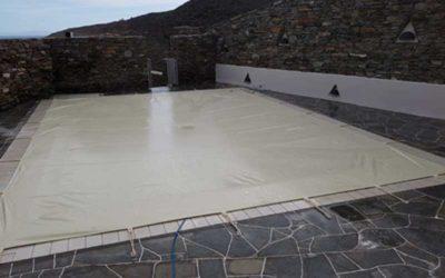 Άνοιγμα πισίνας-Κλείσιμο