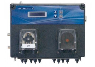 Αυτόματος χλωριωτής- Κεντρική μονάδα της ASTRAL