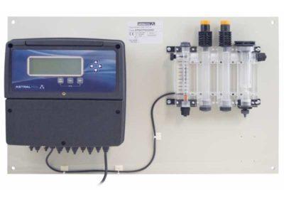 Αυτόματη ρύθμιση χλωρίου-Πλήρες σύστημα από την ASTRAL