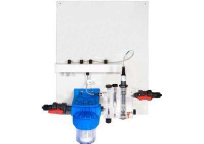 Αυτόματη ρύθμιση χλωρίου-Σύστημα ηλεκτροδίων της epool