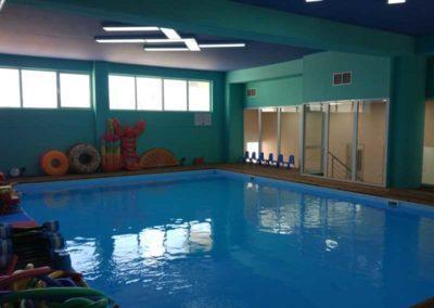 Πισίνα προκατασκευασμένη-Baby Swimming