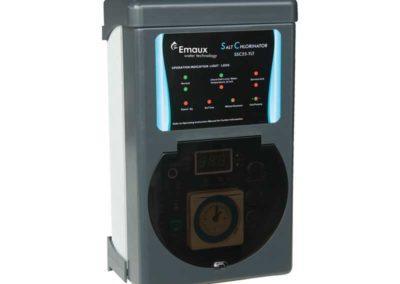 Ηλεκτρόλυση άλμης-Κεντρική μονάδα από την Emaux