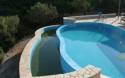 Πισίνα χωρίς χλώριο