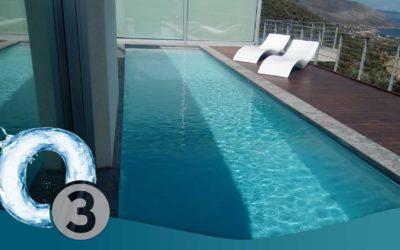 Όζον στη πισίνα