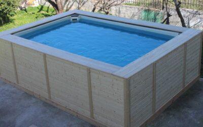 Υπέργεια πισίνα