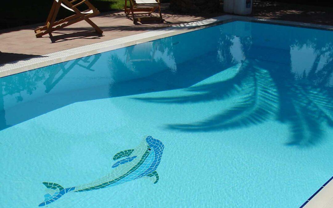 Ιονισμός στη πισίνα