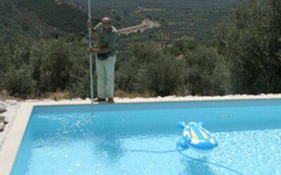 Σκούπες καθαρισμού πισίνας