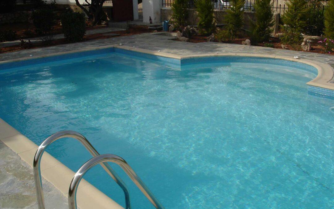 Ρύθμιση ph νερού πισίνας