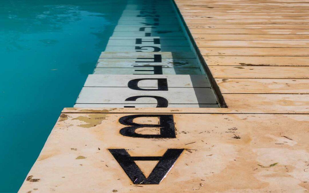 Το Αλφαβητάρι της πισίνας
